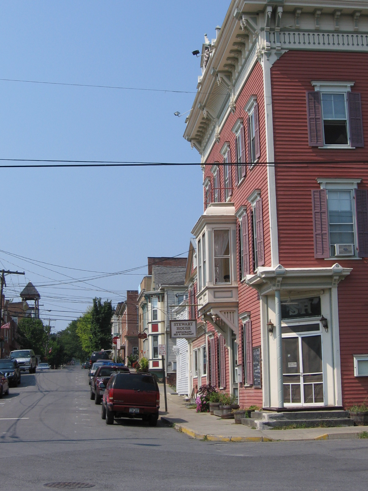 New York City Usa Pictures And Sightseeing Information: Athens (village), New York