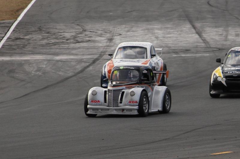 Aussie Legends Racing Cars