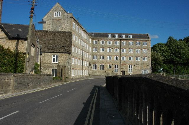 Avon Mill, Malmesbury - geograph.org.uk - 861362