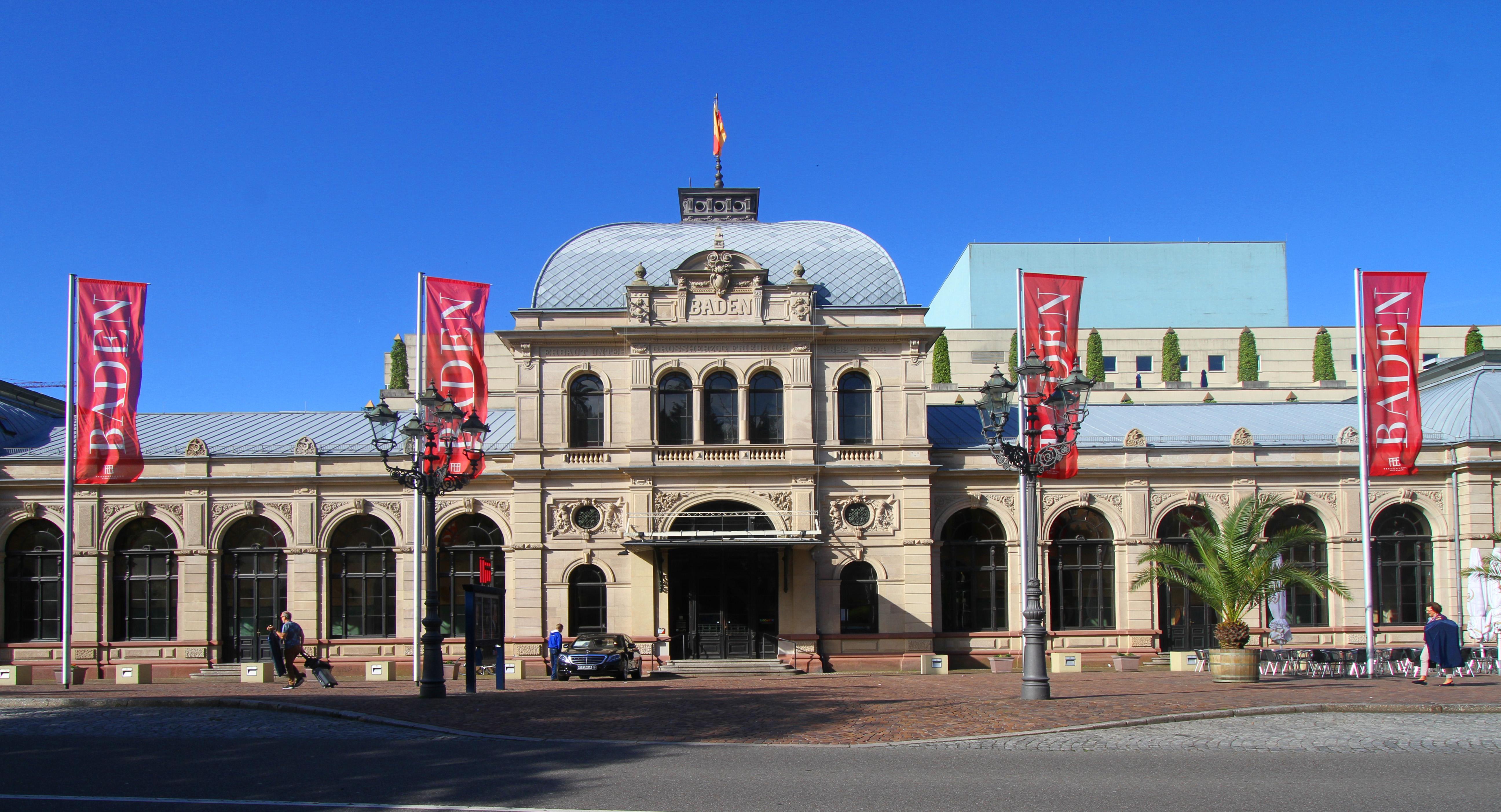 Baden Badeb Festspielhaus