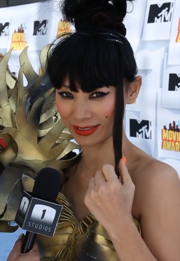 Bai Ling during Remy X.O. Excellence Awards at Lincoln