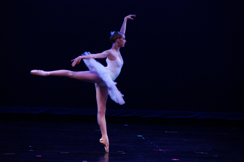 ballerina video