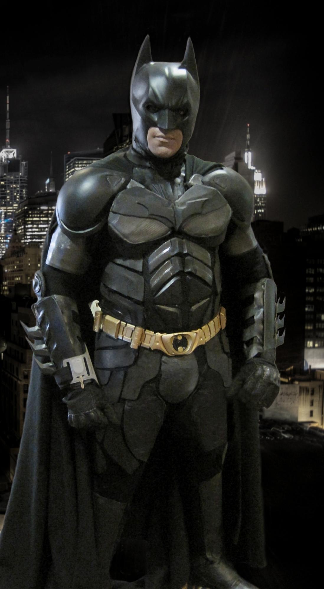 Batman fickt Poison Ivy