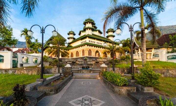 76 Gambar Gambar Masjid Raya Pekanbaru Terlihat Cantik