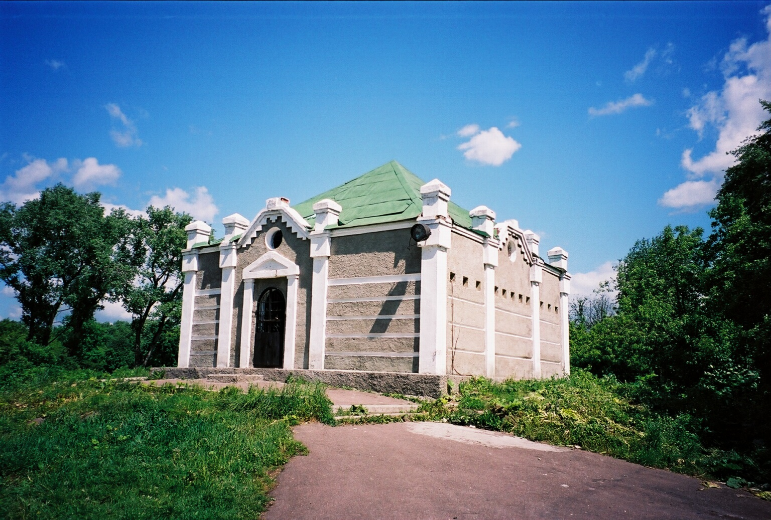 Mausoleum of Levi Isaac of Berdichev