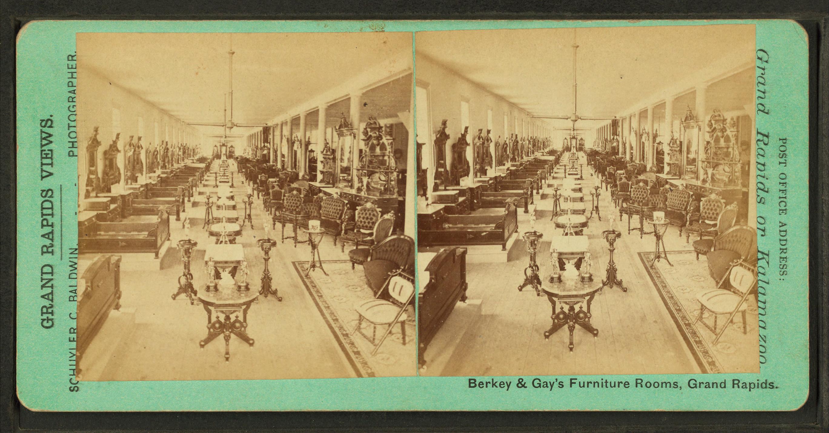 Berkey %26 Gay Furniture rooms, Grand Rapids, Michigan, by Baldwin, Schuyler C. (Schuyler Colfax), 1823 1900 gay clothing optional hotels las vegas