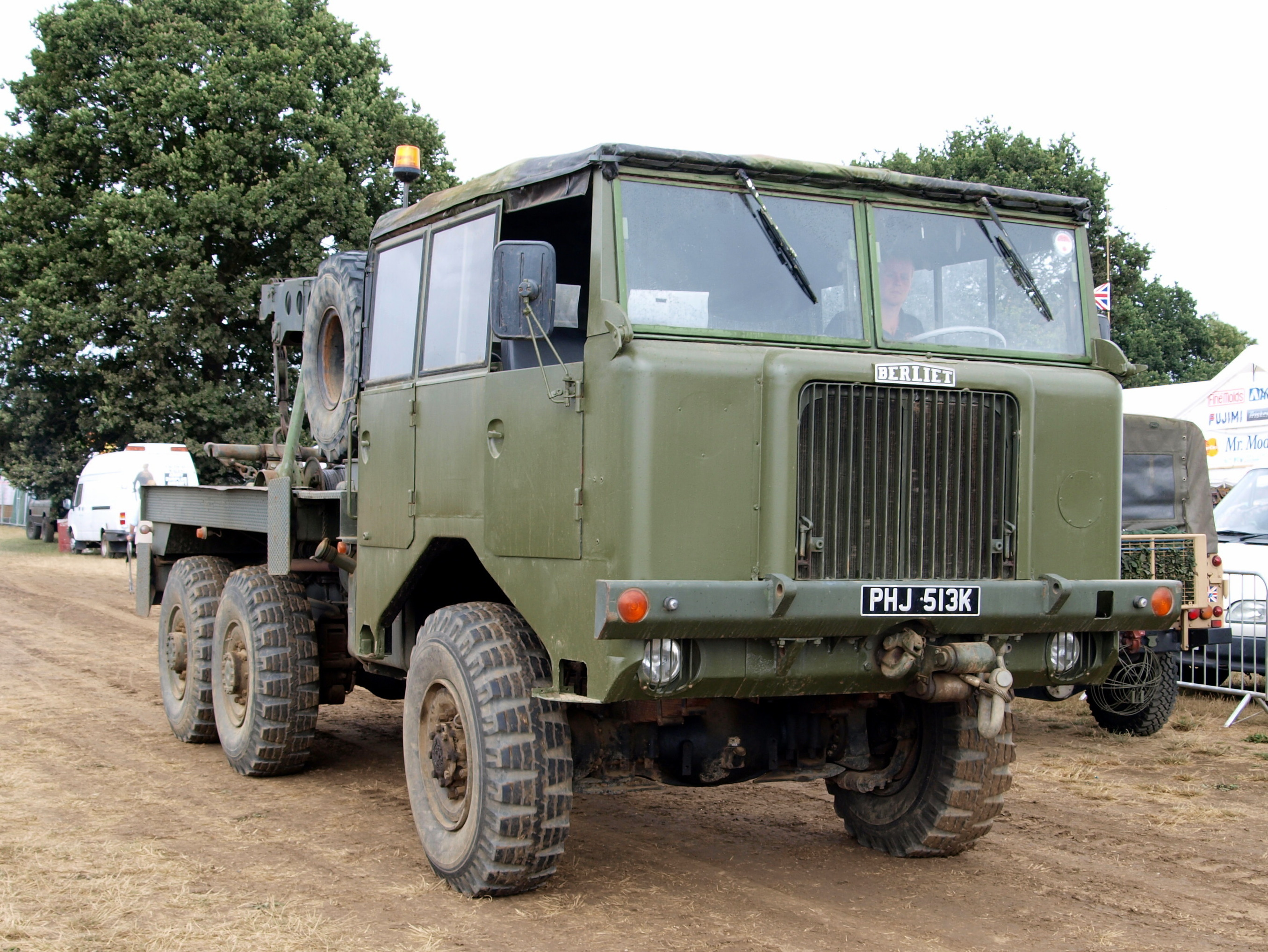 Description Berliet re...