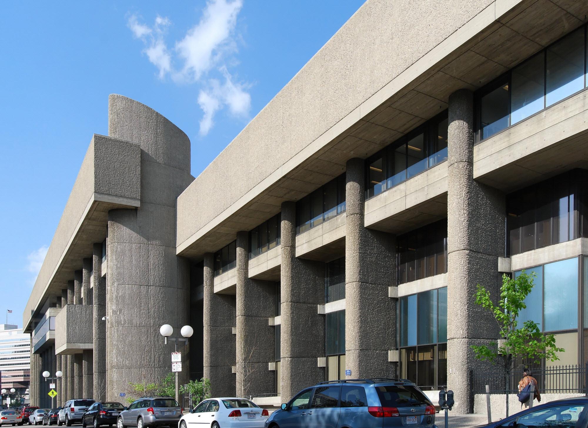 Government Service Center Boston Wikipedia