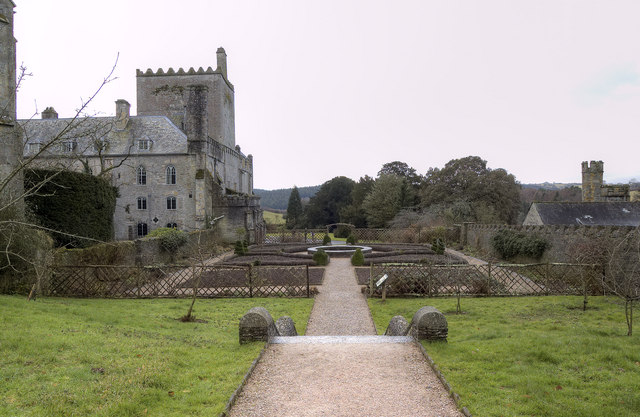 Buckland Abbey (2) - geograph.org.uk - 1715877