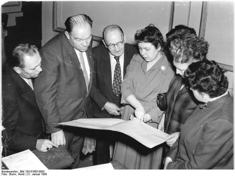 regierungserklärung otto grotewohl 1949