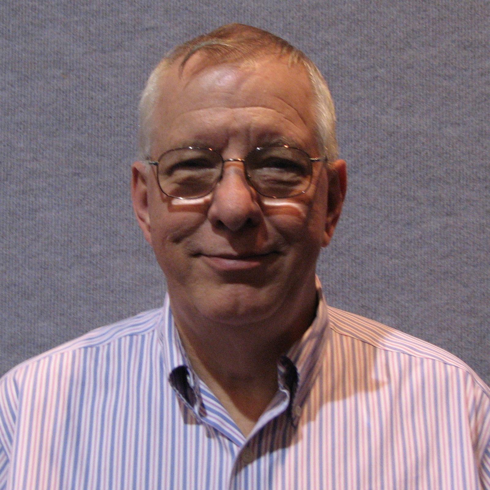 Smith at Supercomputing in 2007