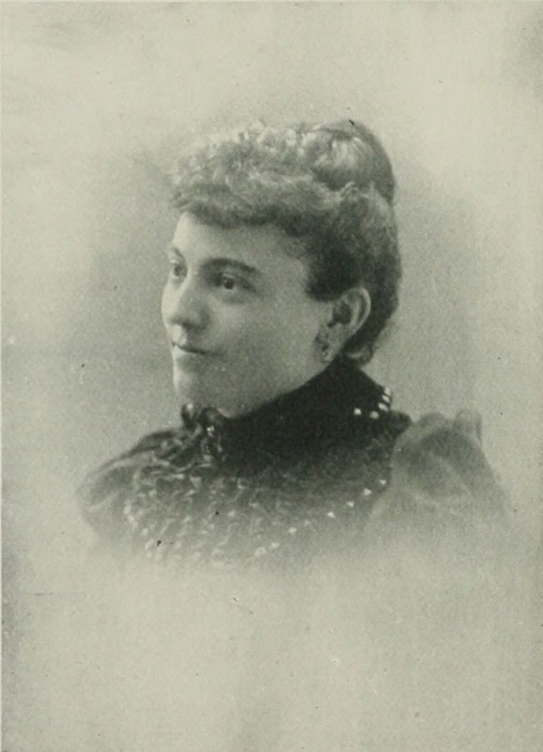 CARRIE ISABELLE RICE RAYMOND A woman of the century (page 608 crop).jpg