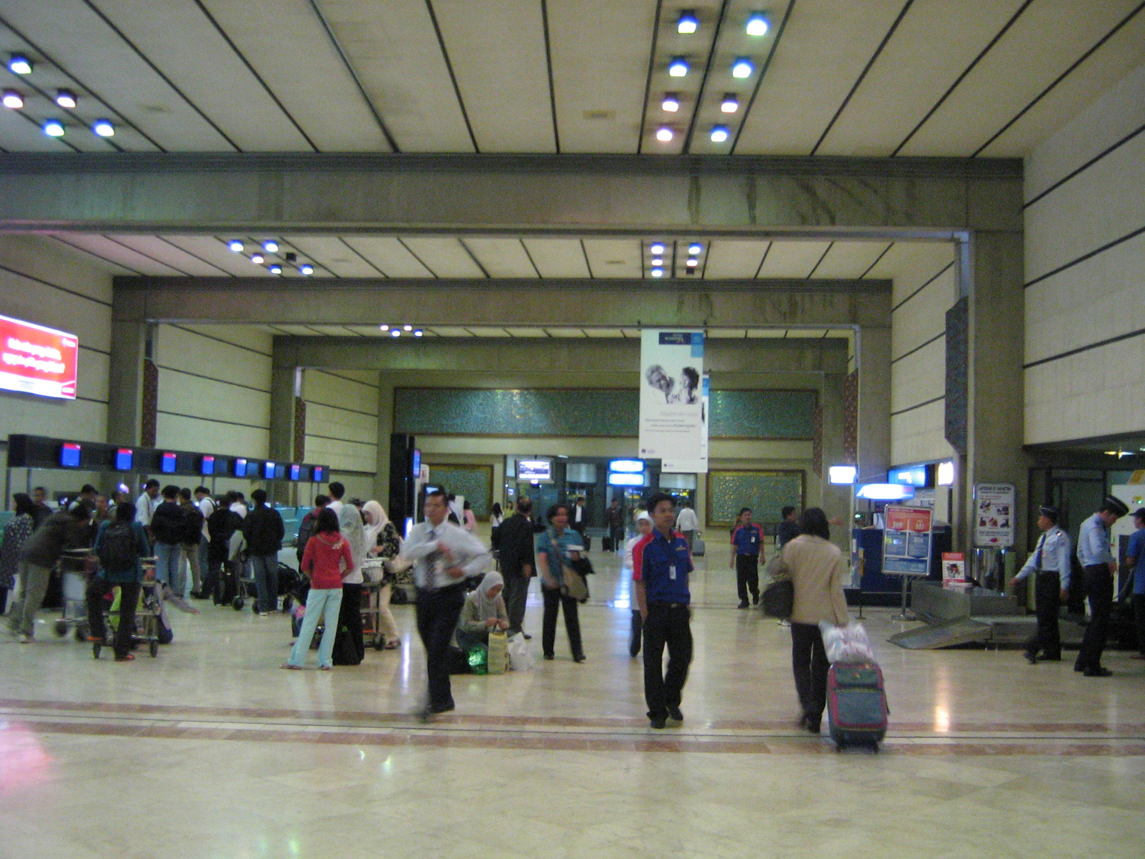 Does Manilla Airport Have Hotels