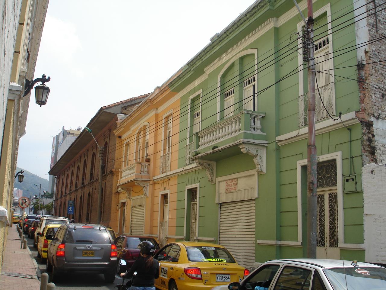 File calle 7 entre carreras 5 y 6 barrio la merced for Barrio el jardin cali colombia