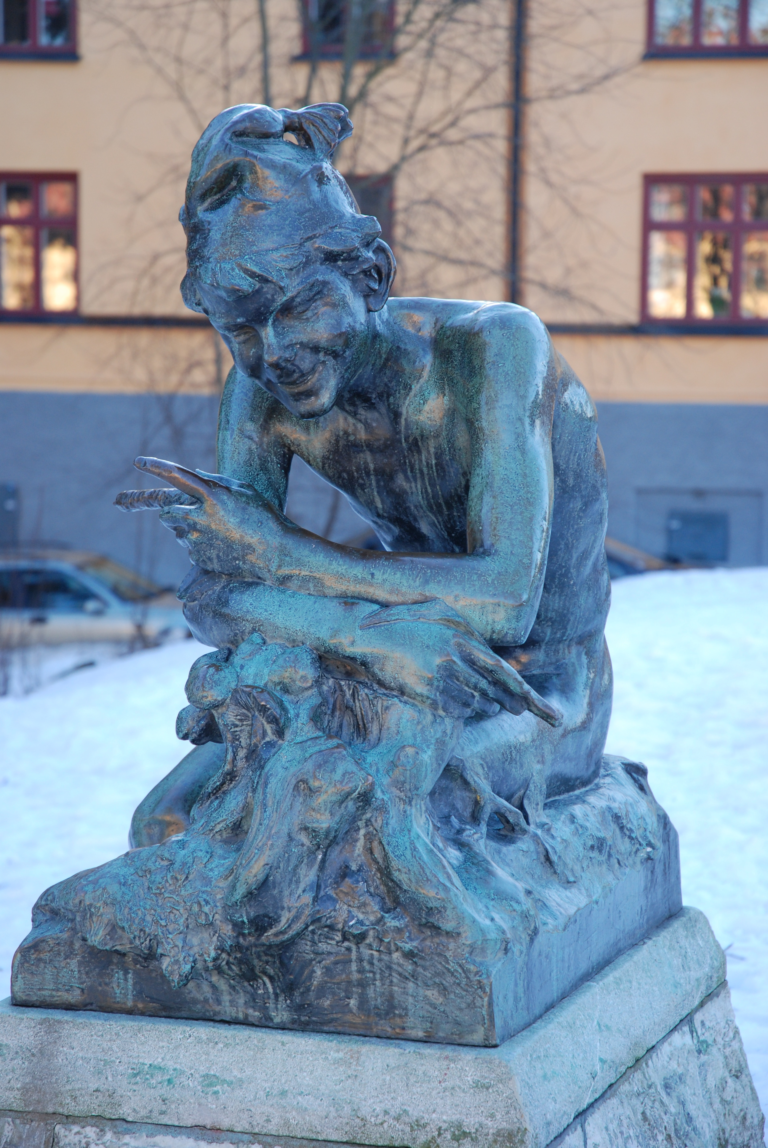Puck av Carl Andersson