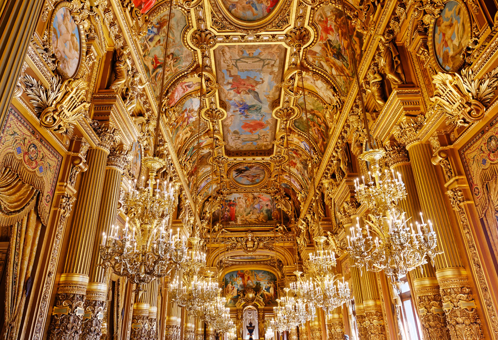 House Of Commons Foyer Ceiling : File ceilings of the palais garnier in paris g