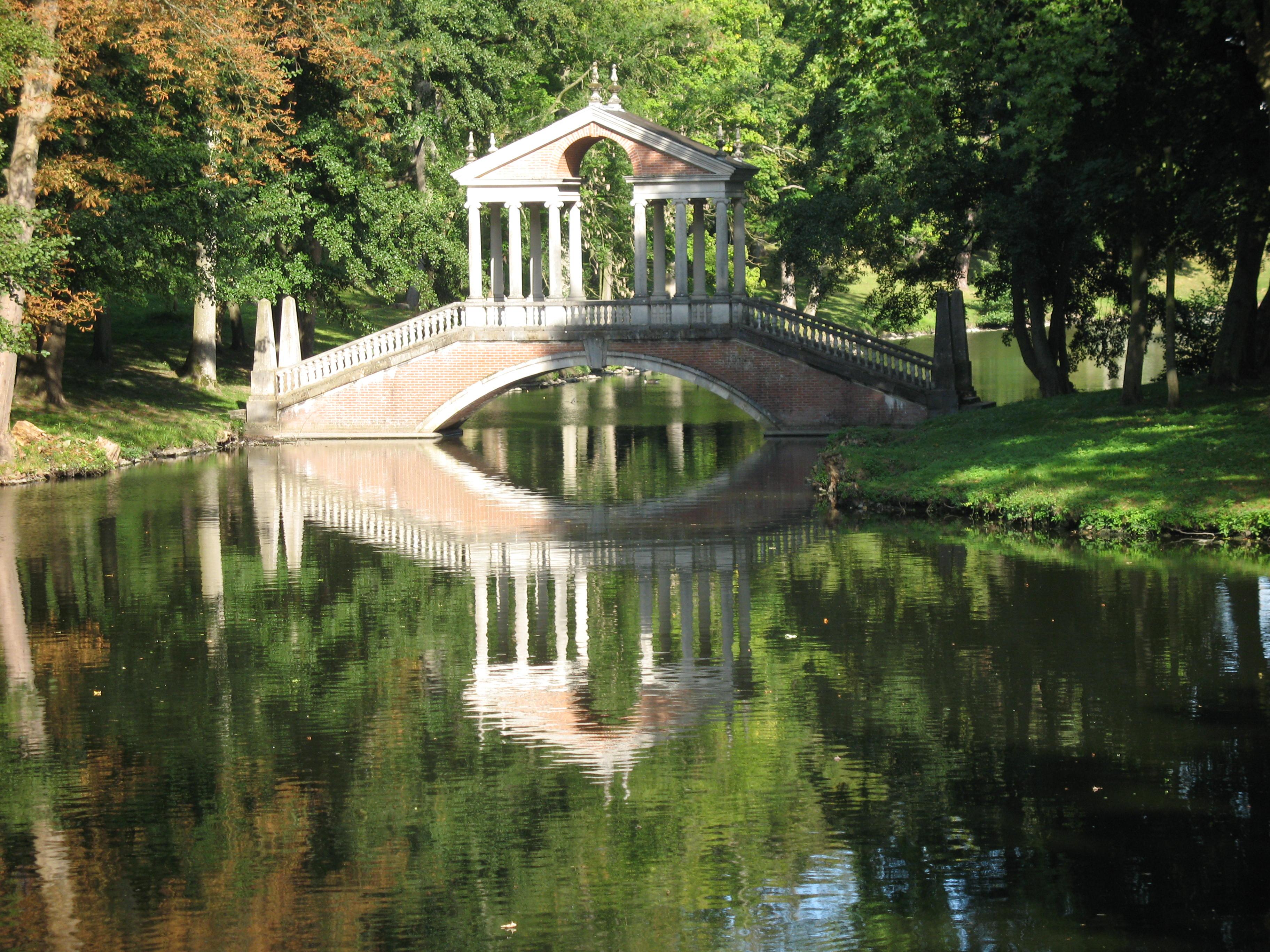 File ch teau de groussay montfort l 39 amaury pont palladien jpg wikim - Chateau de groussay montfort l amaury ...