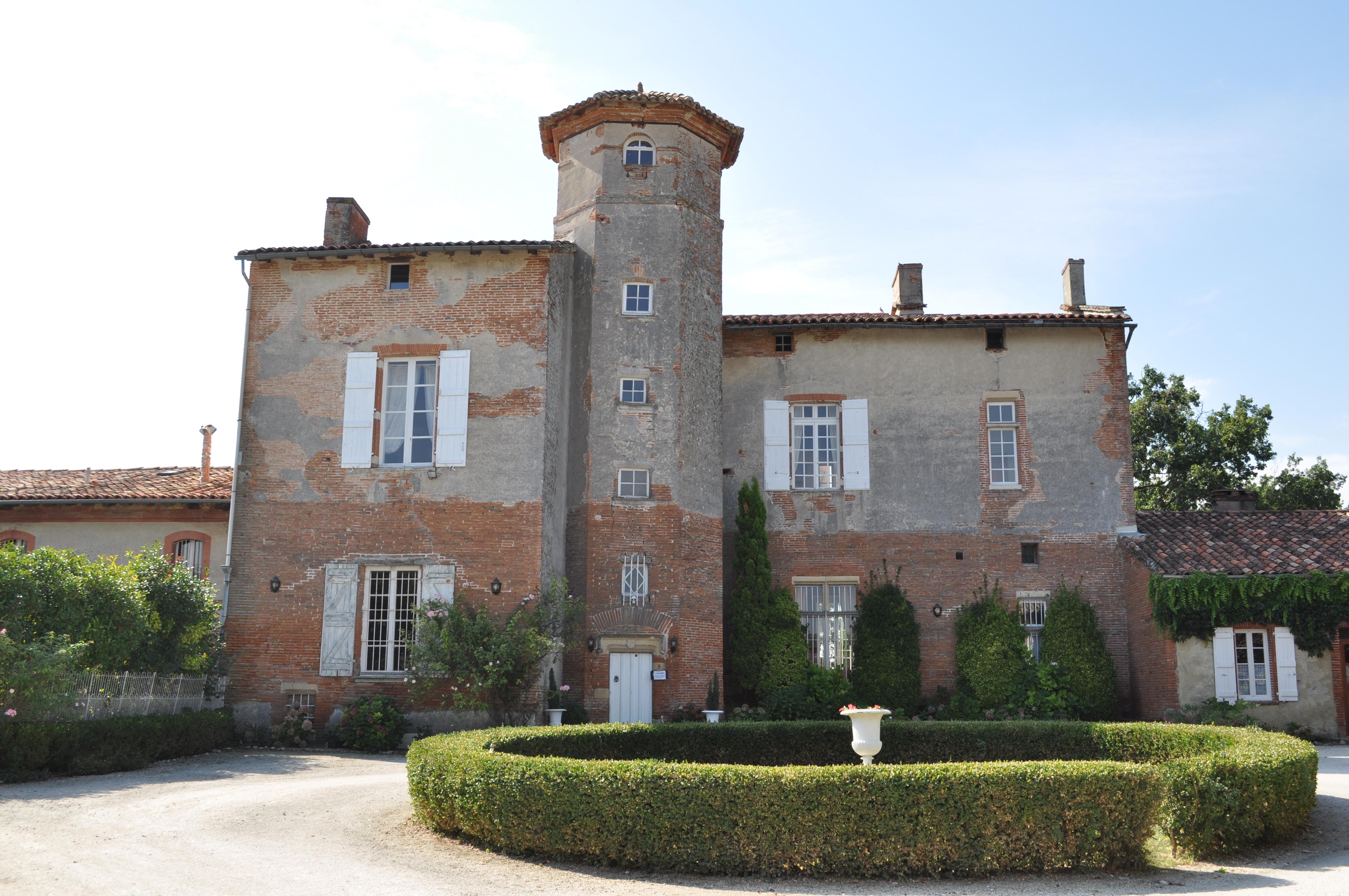 Fichier chateau de thegra balma haute garonne jpg for Haute garonne