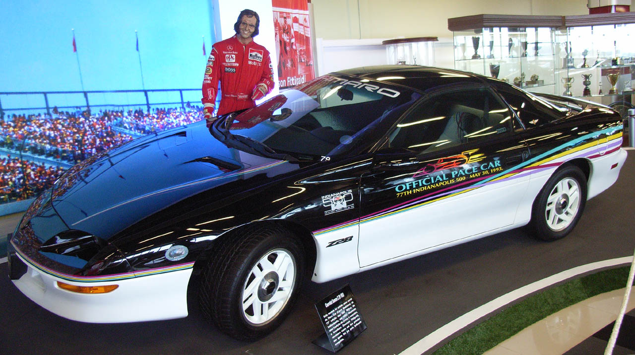 Pace Car For Sale