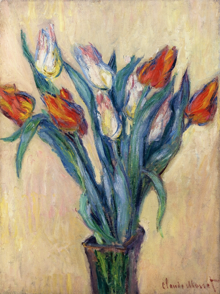 Fileclaude monet vase of tulips 14300279725g wikimedia fileclaude monet vase of tulips 14300279725g floridaeventfo Gallery