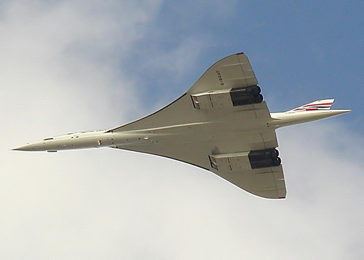 Supersonic transport - Wikipedia