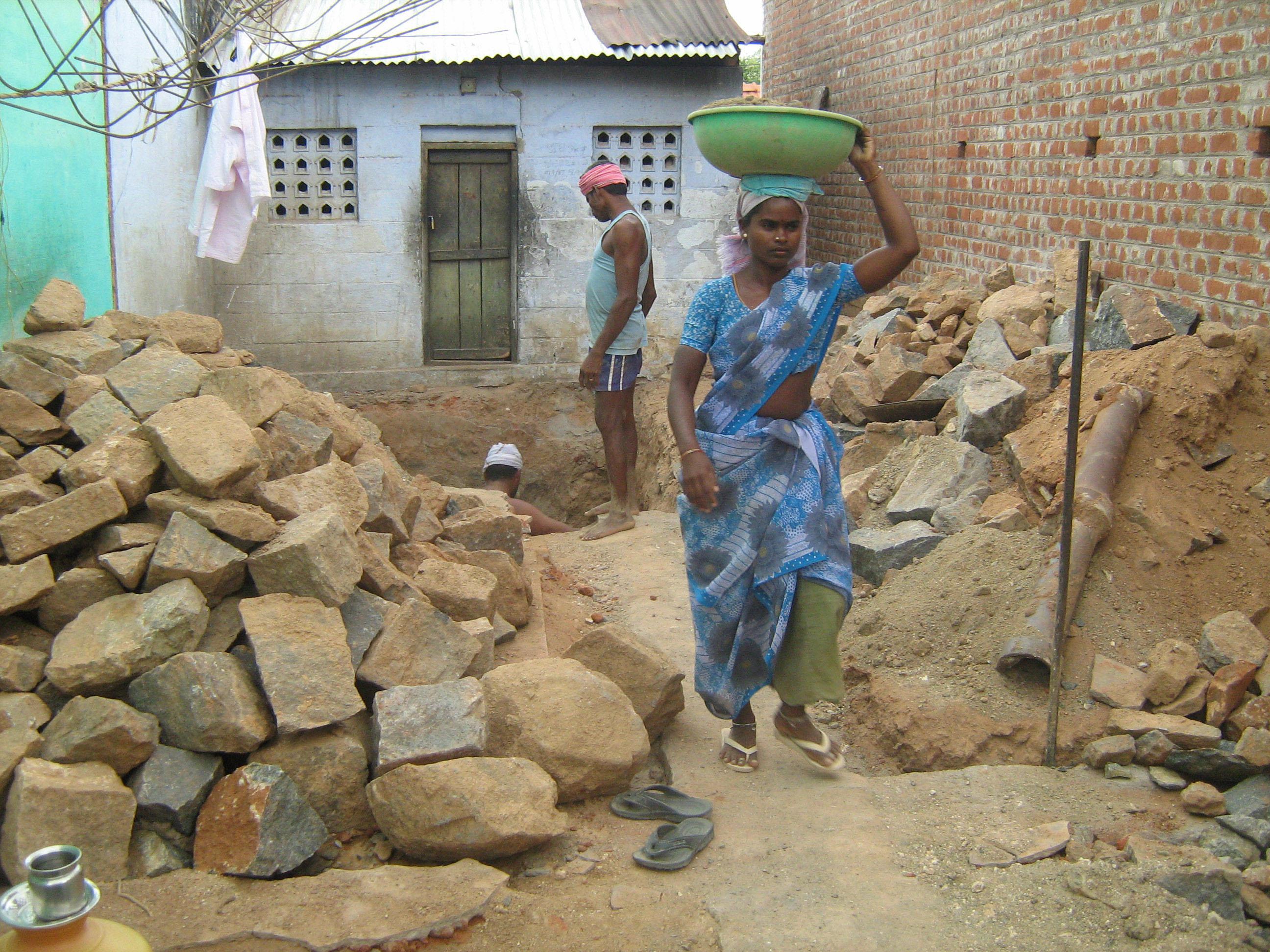Construction worker welfare facilities construction essay