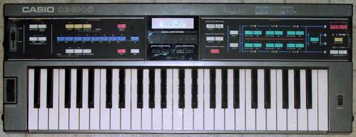 Casio CZ-1000 Synthesizer 1985
