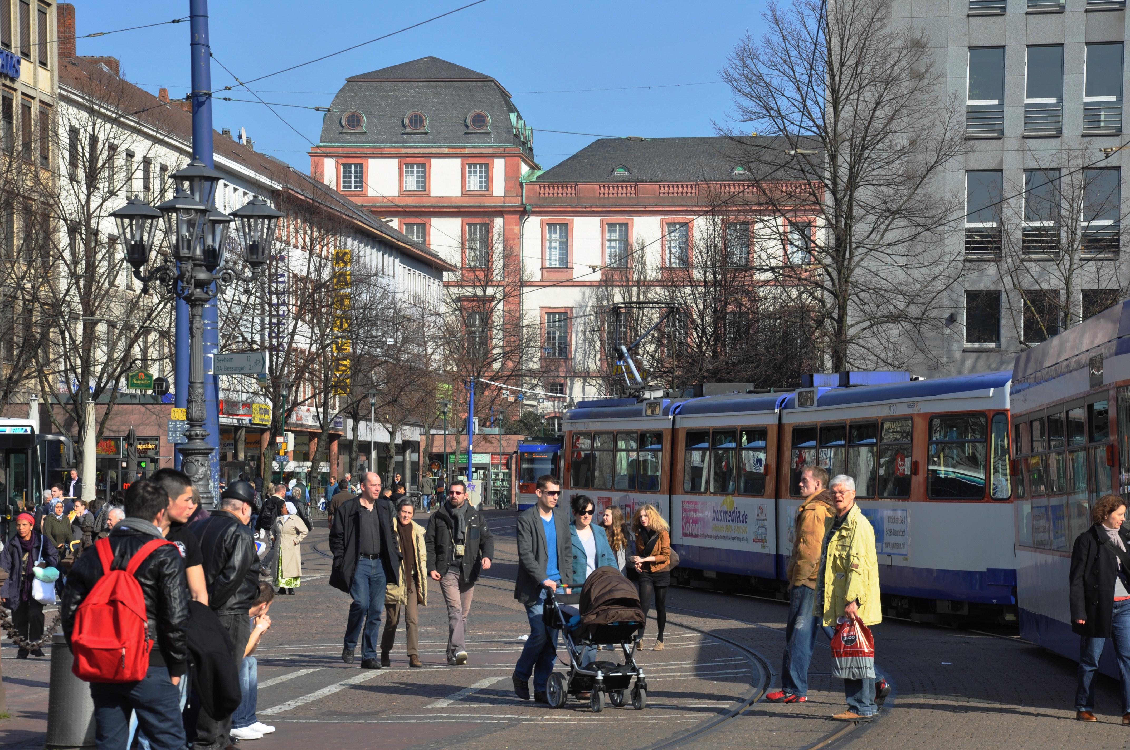 Darmstadt enkelt gratis
