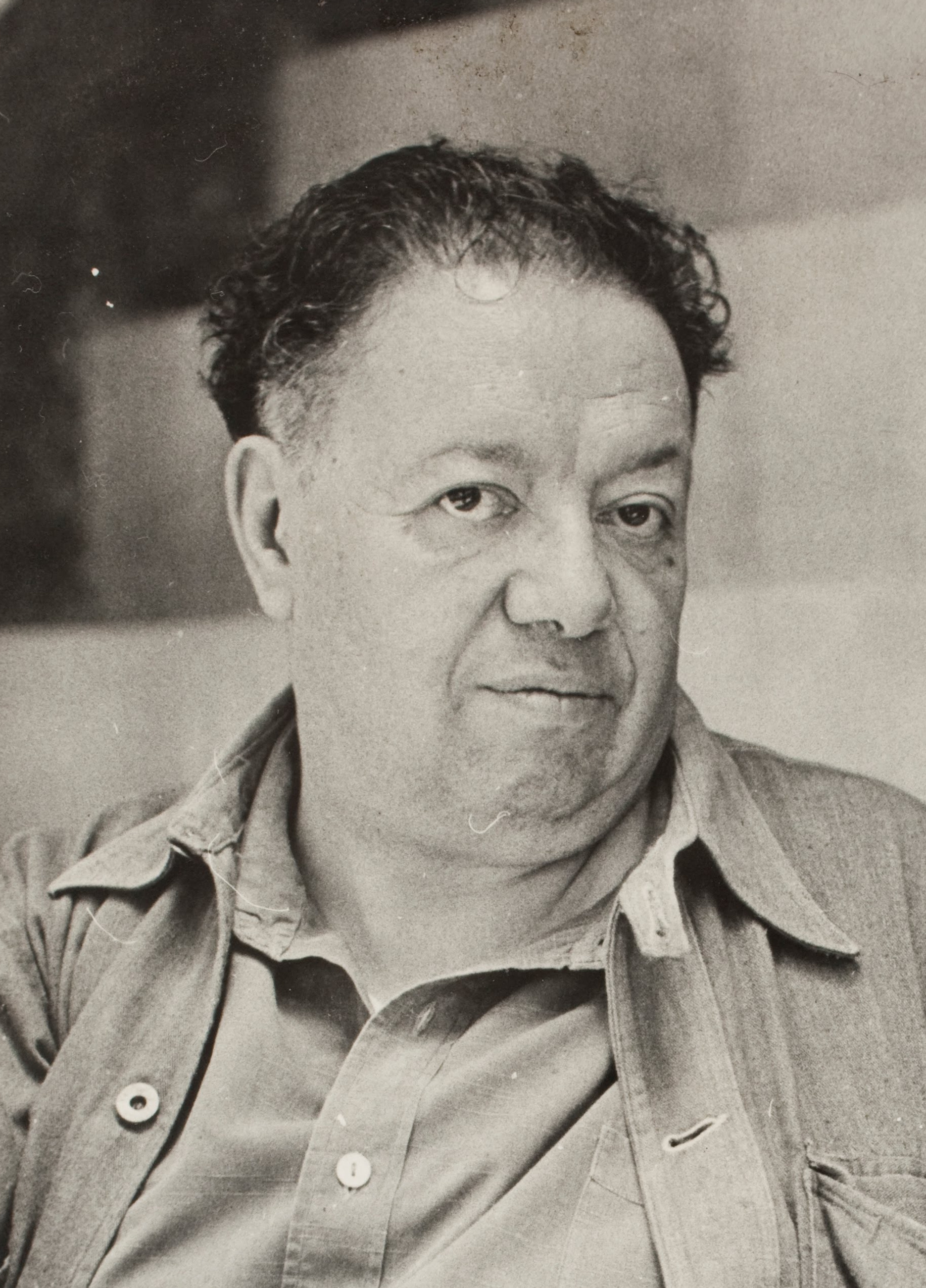 Image of Diego Rivera from Wikidata