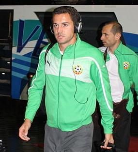 Dimitar Rangelov Bulgarian footballer