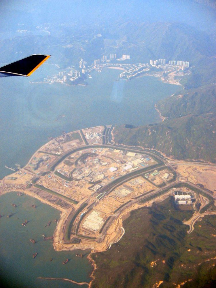 Penny S Bay Lantau Island Reclamation