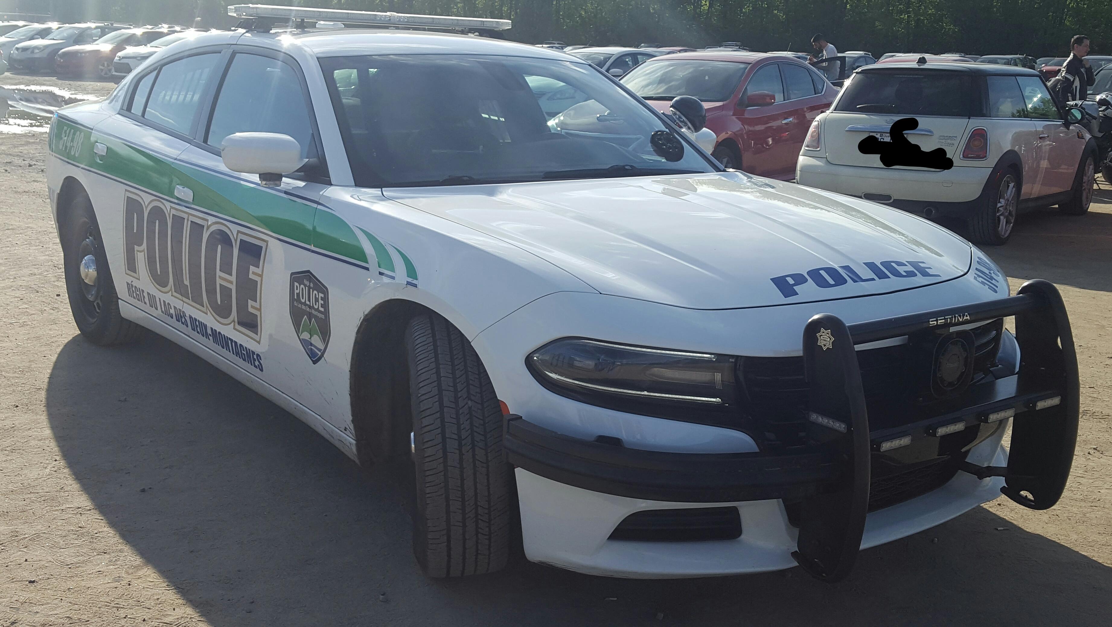 File Dodge Charger Deux Montagnes Police Jpg