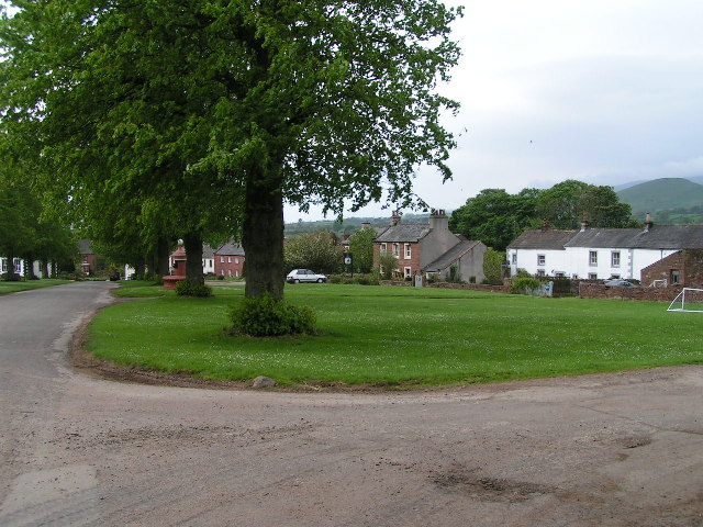 Dufton Village Green - geograph.org.uk - 46682