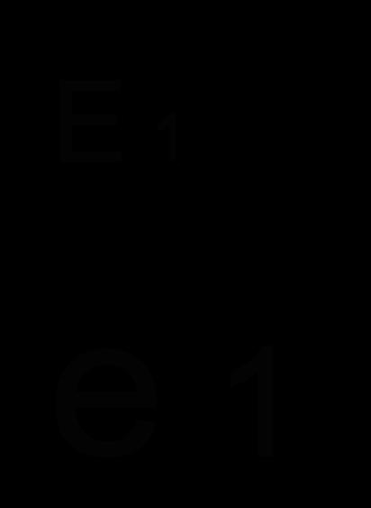 Und Noch Ein Zeichen Das E Oder Auch Ece Prüfzeichen