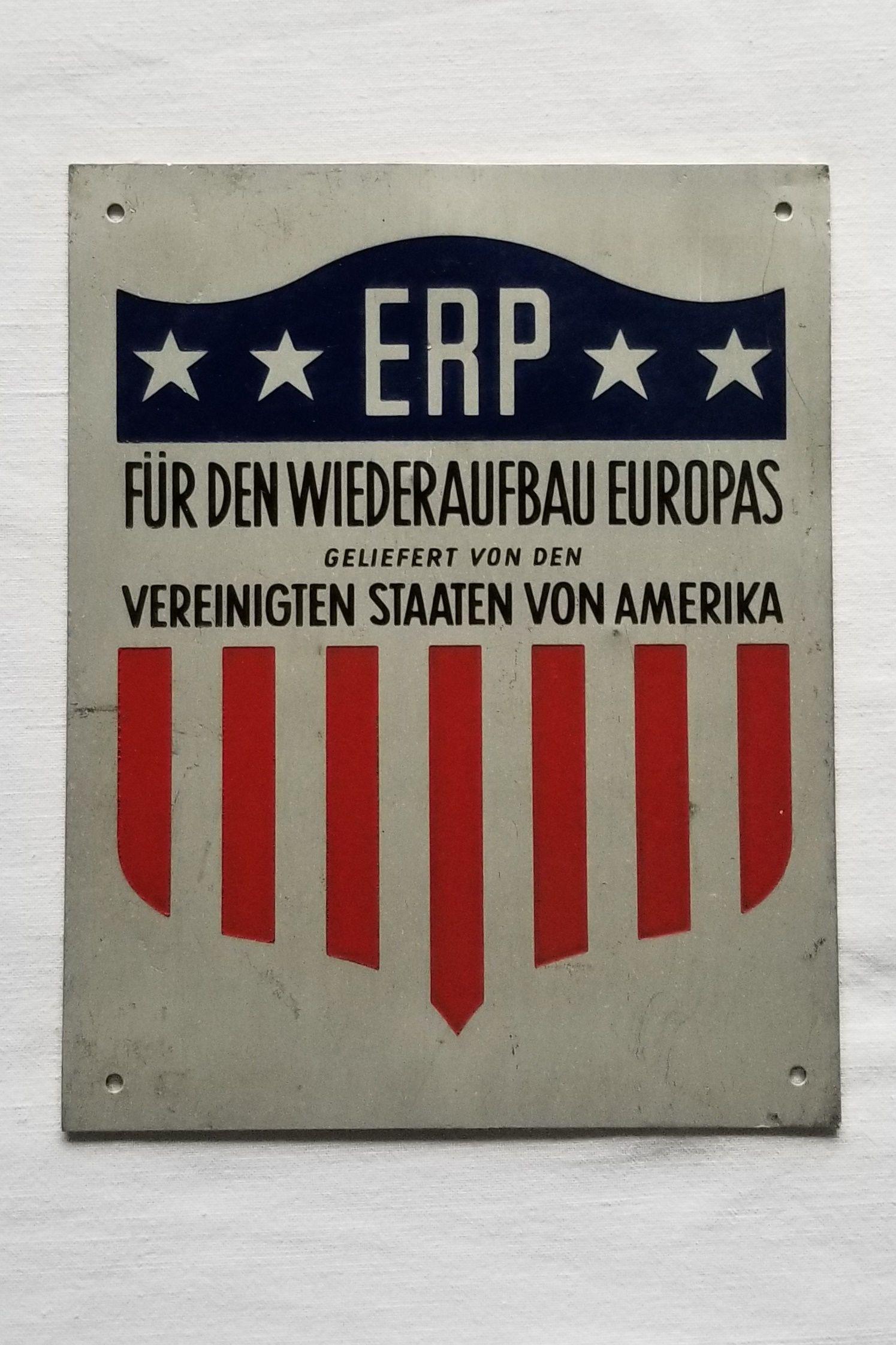 File:ERP Wiederaufbau Recovery Program zu Wiederaufbau Europas