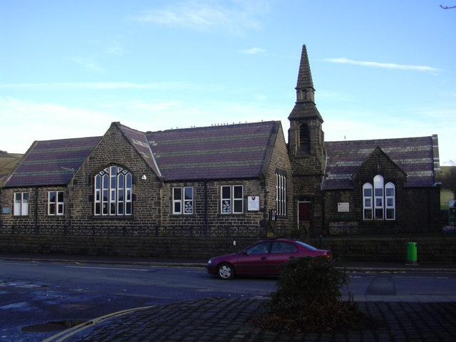 Edenfield Junior School - geograph.org.uk - 1124506