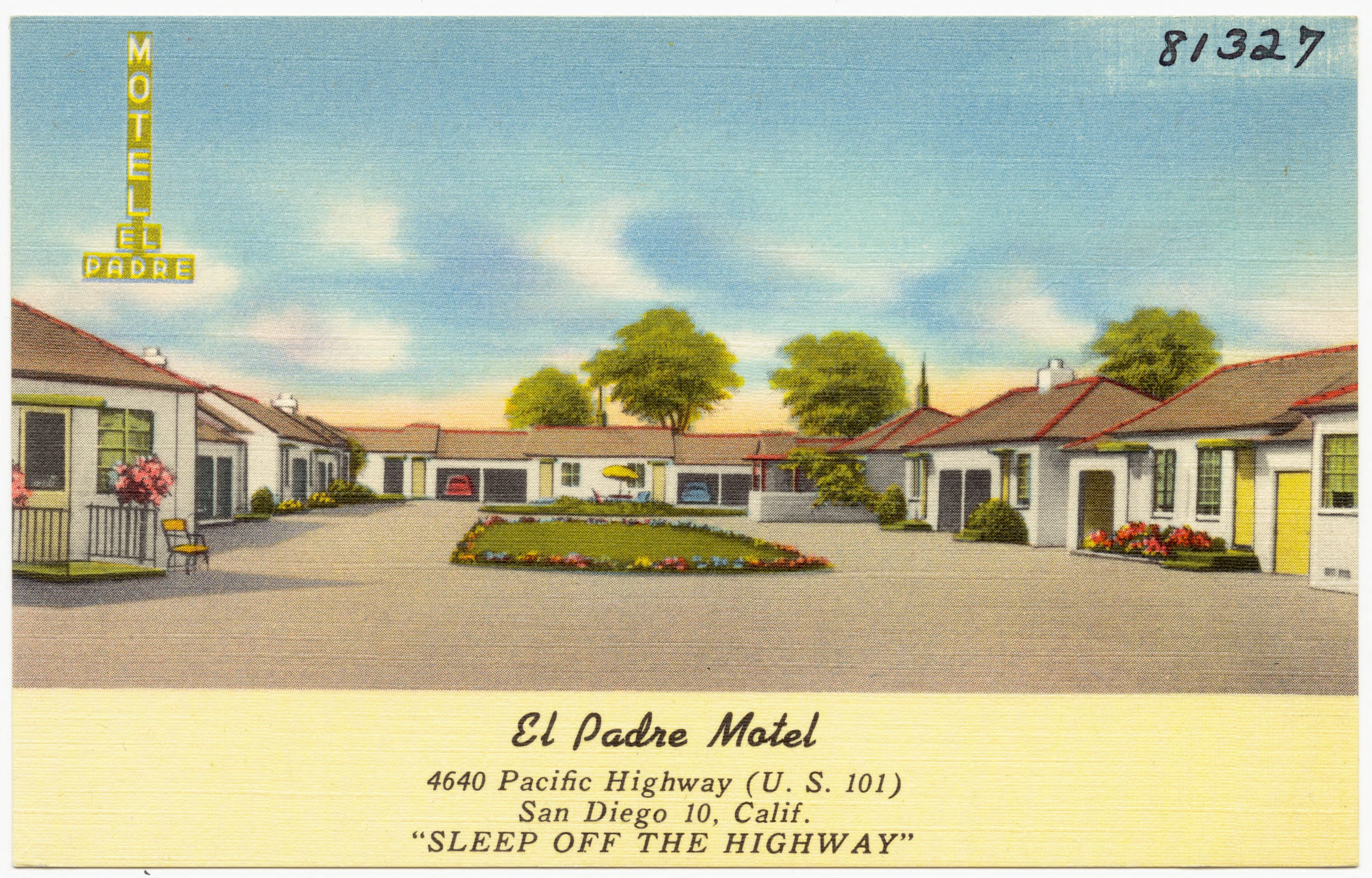 Motel  San Diego Mission Valley