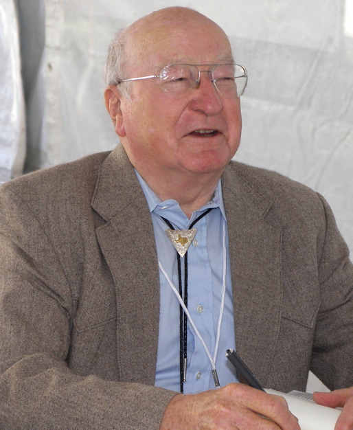 Kelton at the 2007 Texas Book Festival