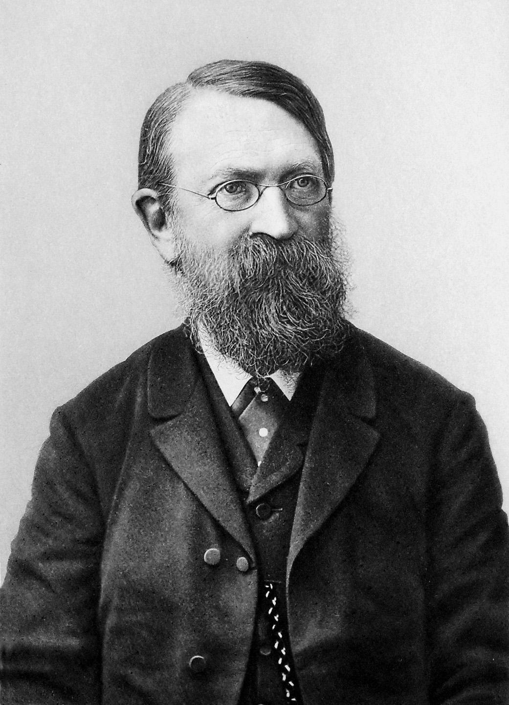 Ernst Mach (1838–1916)