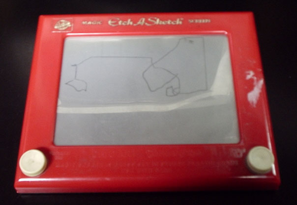 Etch a sketch images.