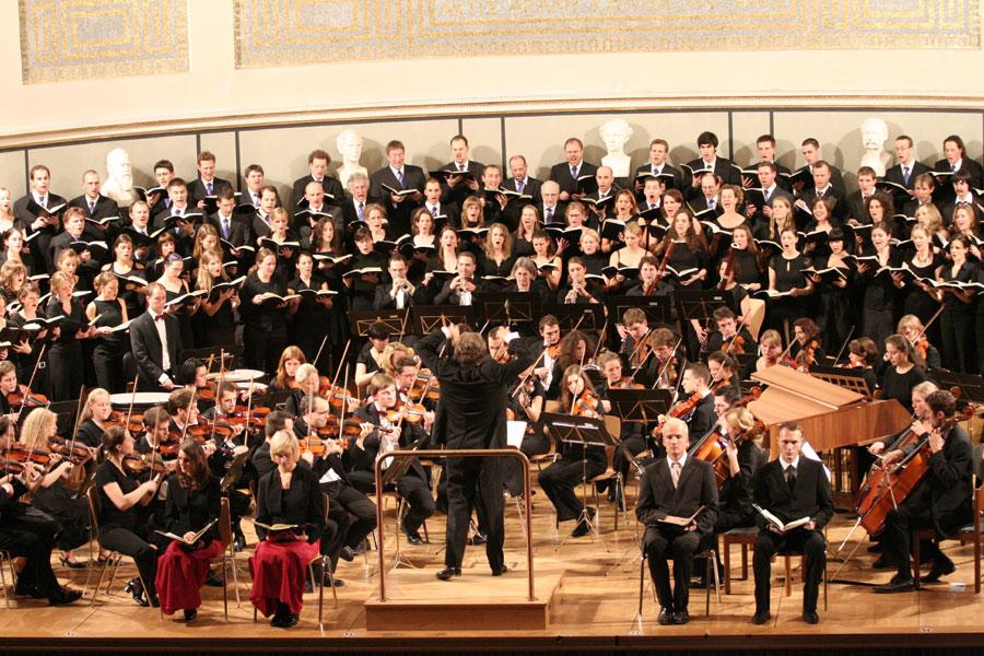 Choir Director Music Folder With Rings