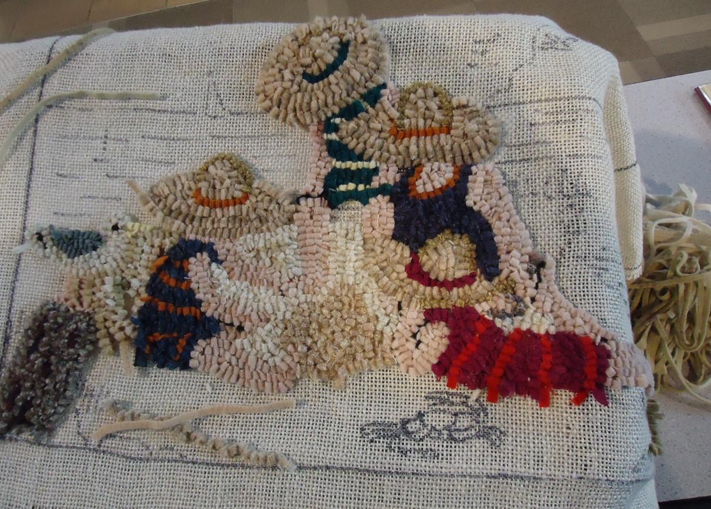 File Fabric Created By Rug Hooking Method Jpg