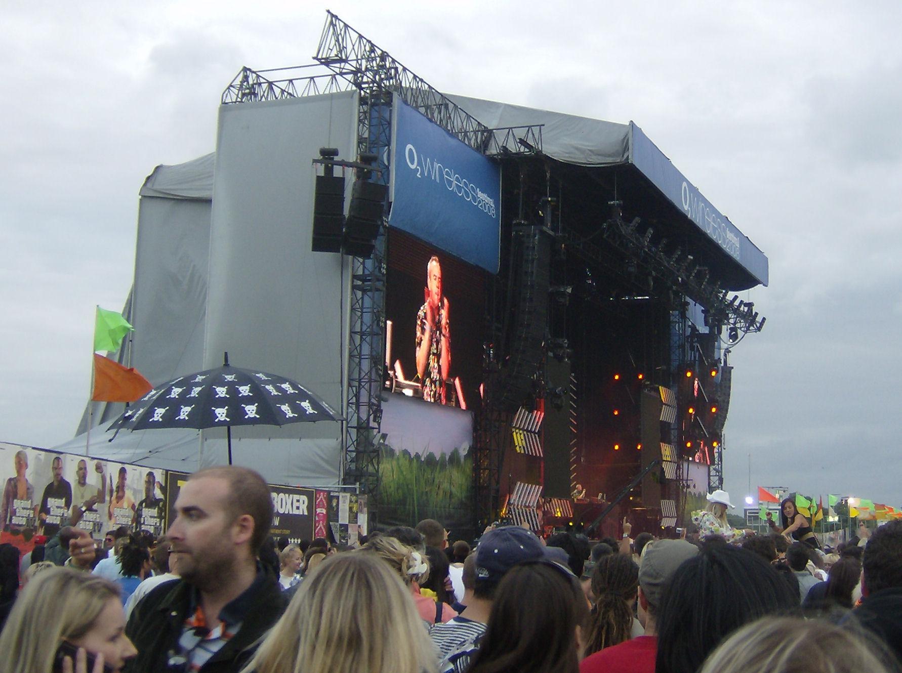 File Fatboy Slim At Wireless Festival 2008 Jpg