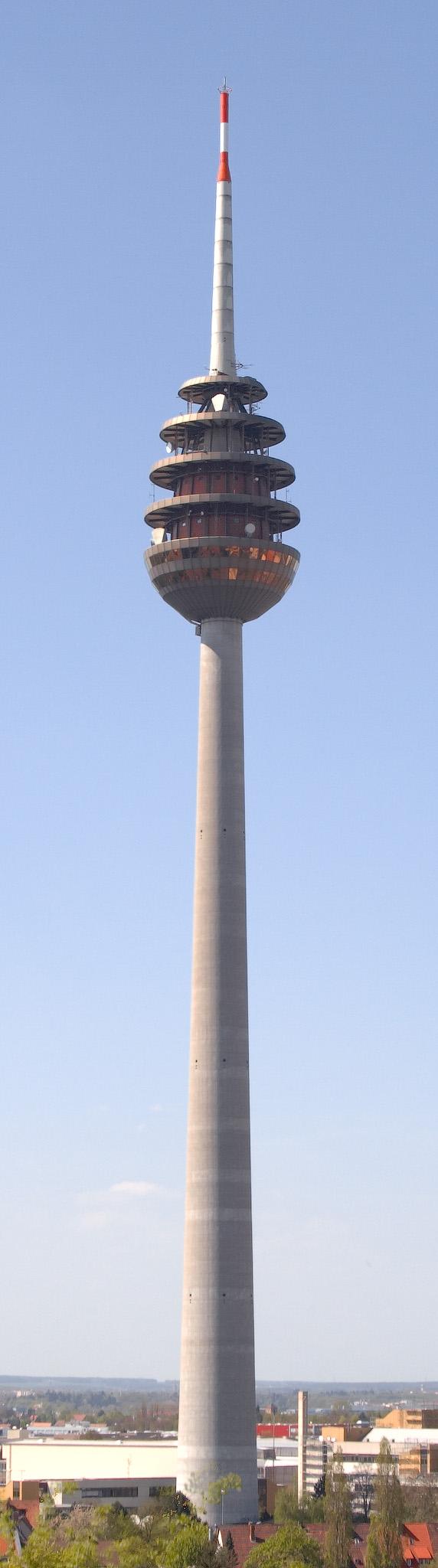 Fernmeldeturm Nürnberg