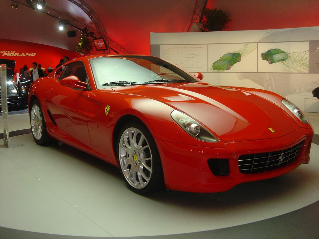 Ferrari 599 GTB Fiorano – Wikipedia, wolna encyklopedia