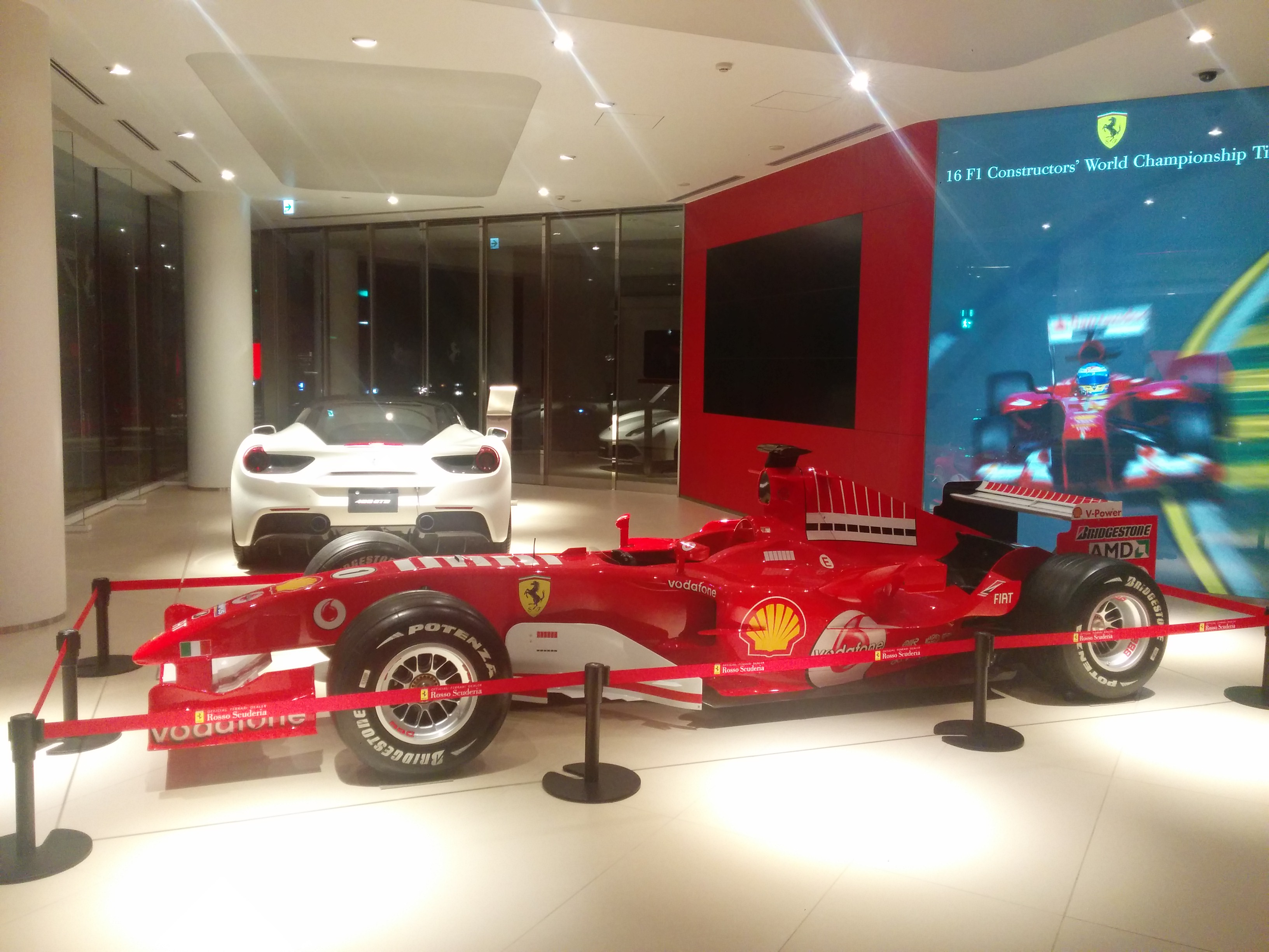 decor and design ferrari decor and design ファイル:Ferrari store in Roppongi 飯倉片町.jpg