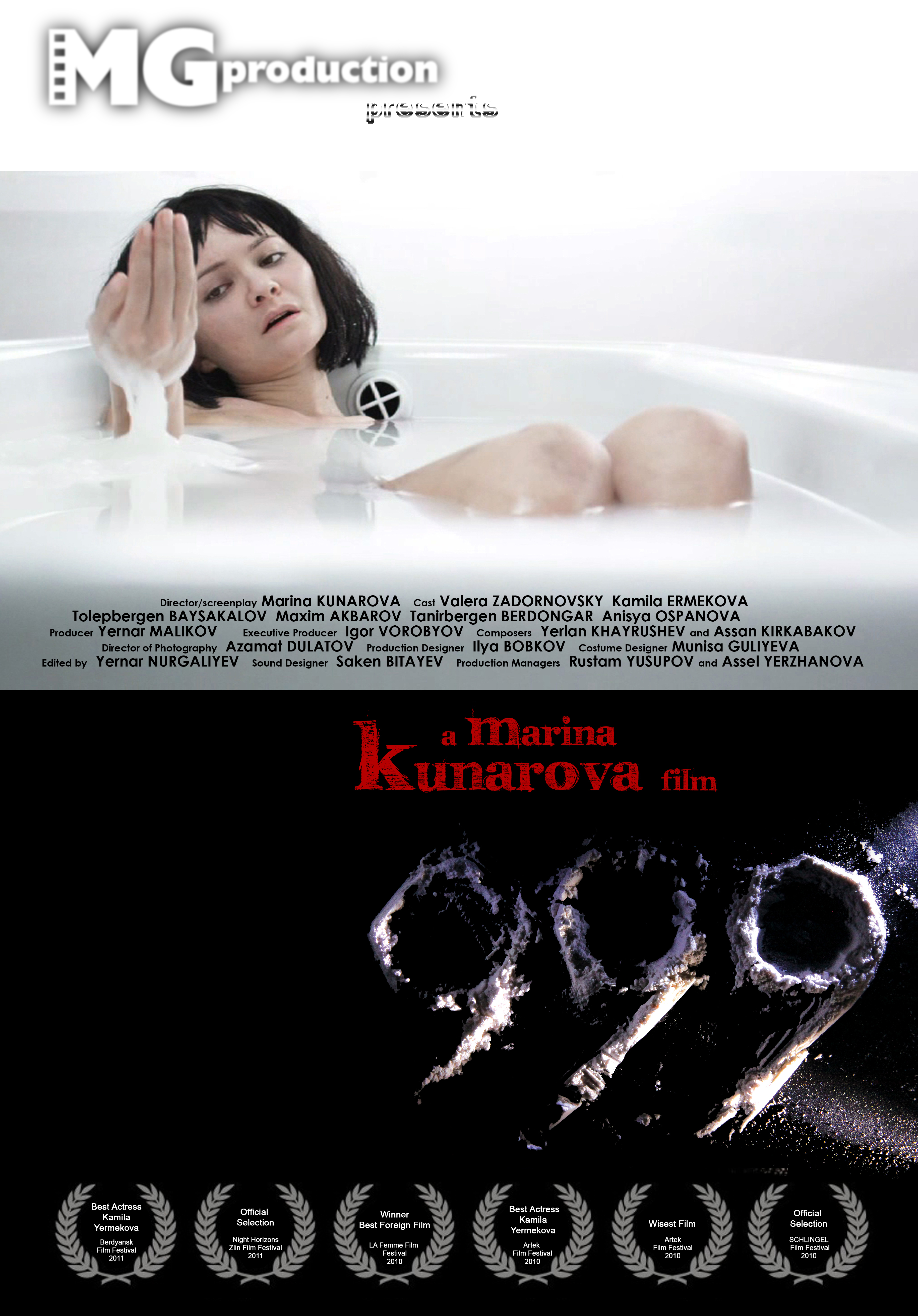 Maxim Akbarov - the rising movie star of Kazakhstan 74