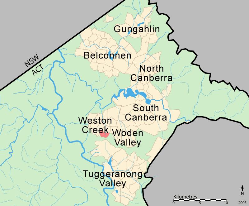 Canberra Australia Map.Fisher Australian Capital Territory Wikipedia