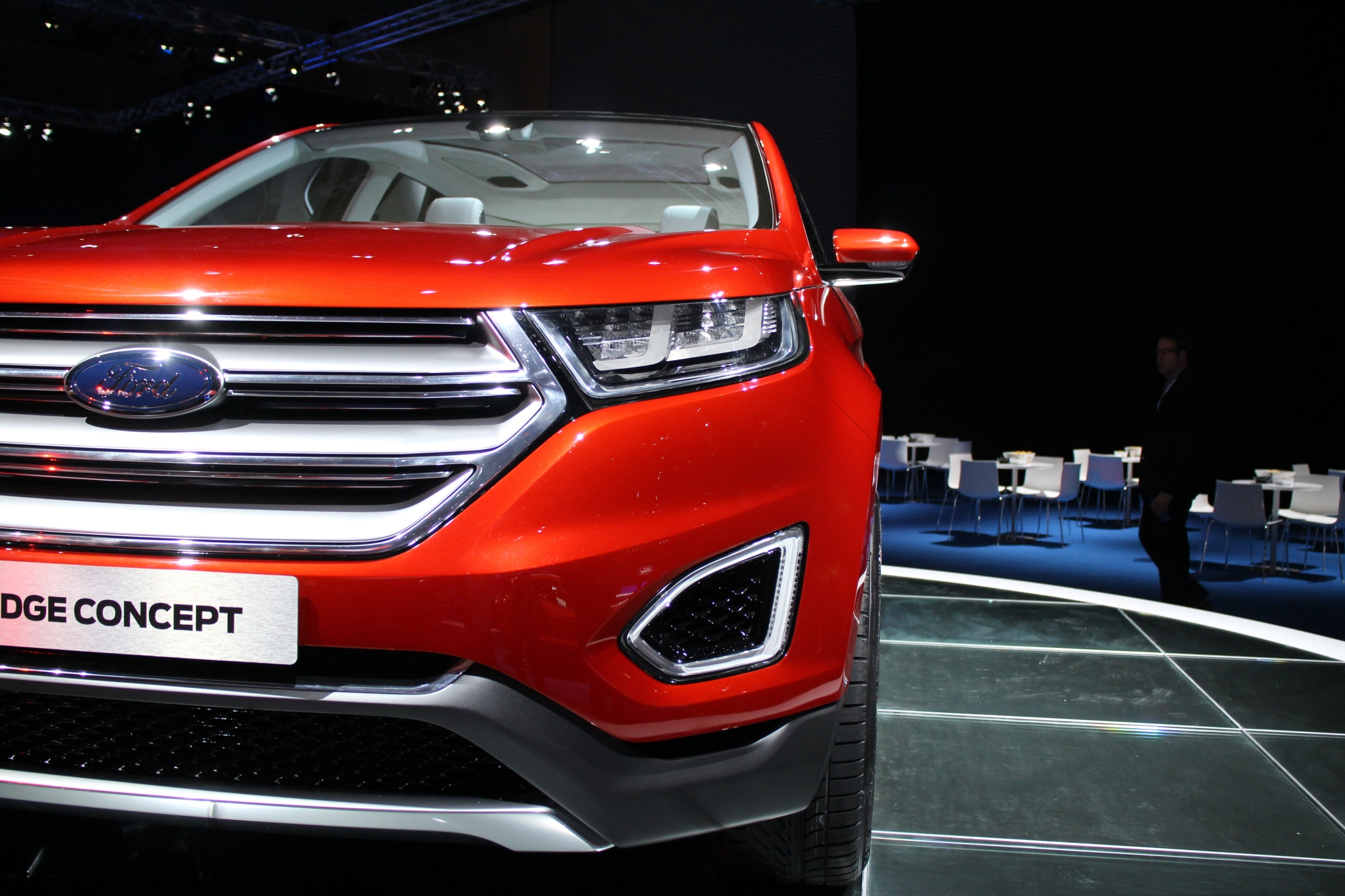Build your ford edge 2013 8vo
