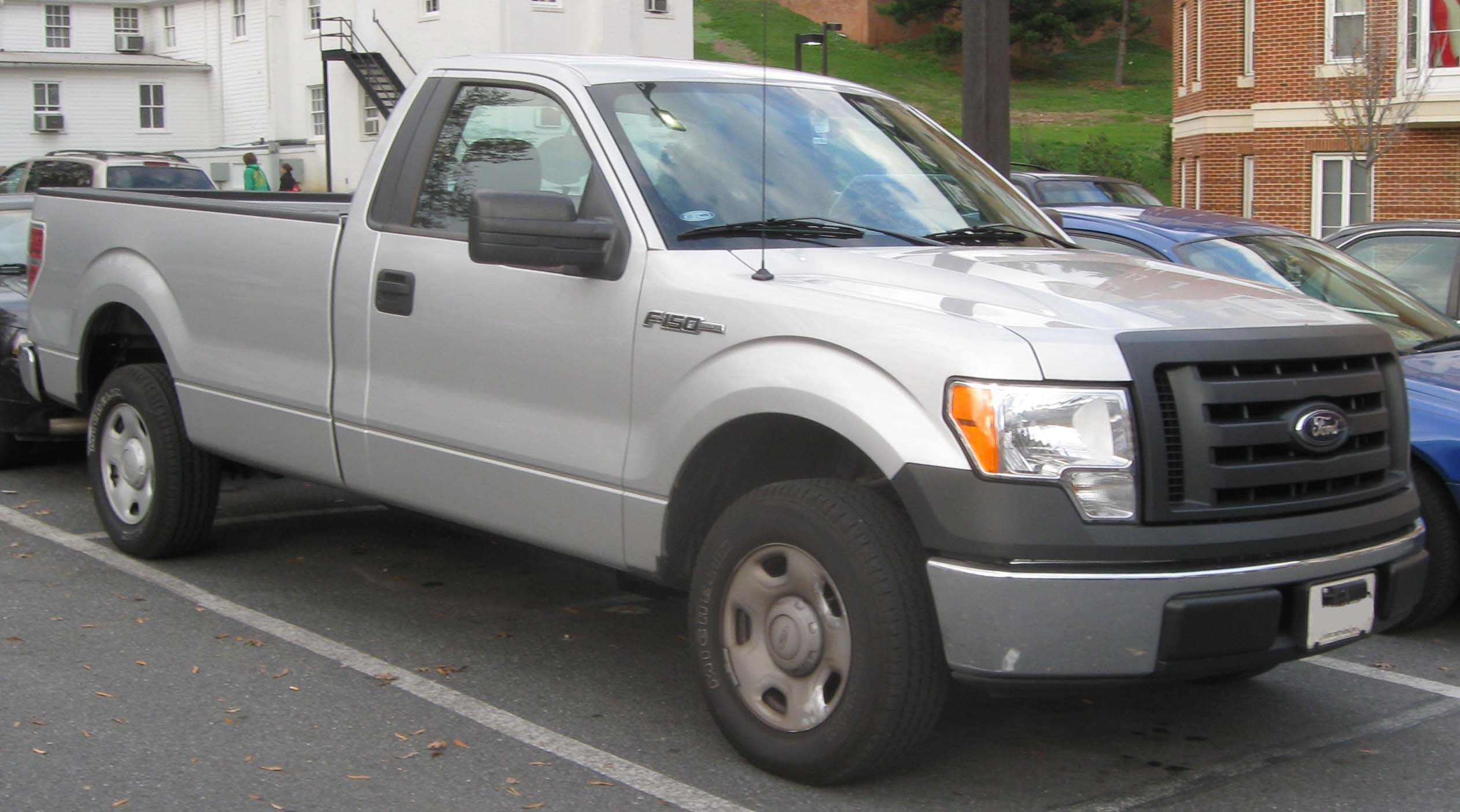 Fileford f 150 xl regular cab 11 05 2009